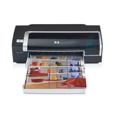 HP Deskjet 9800